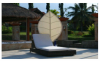 Rotnoir Sun Lounger