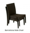 Barcelona Side Chair / No Arm